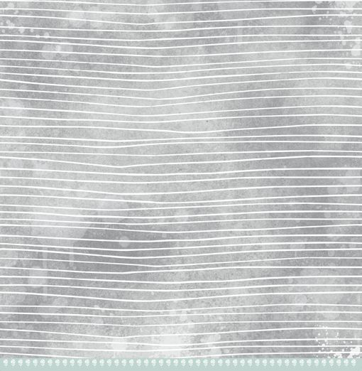 Papel Scrapbook Toda Básica Fios de Lã - JuJu Scrapbook