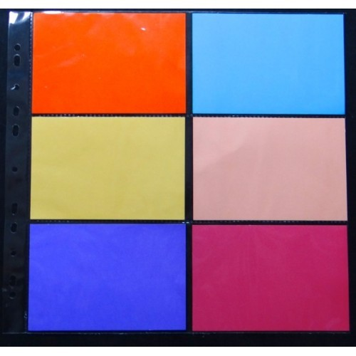 Refil para Álbum Scrapbook 33cm x 31,5cm Foto - Oficina do Papel