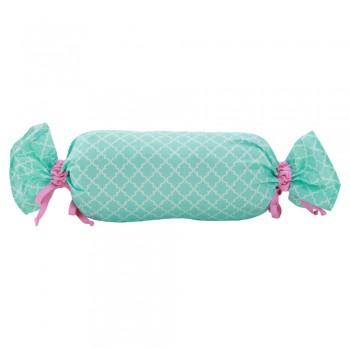 Almofada Pet Bombom - Verde Poá
