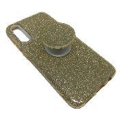 Capa Capinha De Silicone Com Glitter Samsung Galaxy A50/a30s
