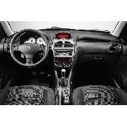 Manopla Bola De Câmbio Peugeot Preto Cromado 206 207 307