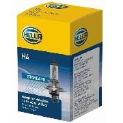 Lampada H4 12v 60/55w Original Hella Bi-iodo