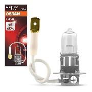 Lâmpada P/ Faróis Universal H3 Super 12v 55w (30% Mais Luz)