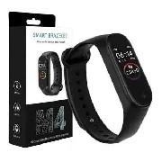 Relógio Smart Bracelet Pulseira Inteligente Fitness M4