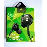 Fone De Ouvido Original Motorola Com Fio High Quality