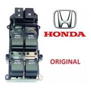 Botão Comando Interruptor Vidro Elétrico Honda Civic Crv 12/