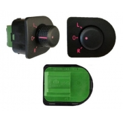 Botão Interruptor Retrovisor Elétrico Vw Gol G5 G6