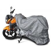 Capa Moto Térmica Protetora Sol Chuva Impermeável Tamanho G