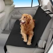 Capa Protetora Pet Banco Carro Traseiro Cão Gato Impermeável