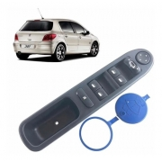 Comando Botão Interruptor Vidro Elétrico Peugeot 307 C/rebat