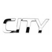 Emblema Letreiro City 2015 Em Diante