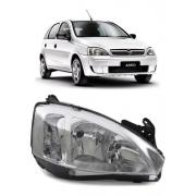 Farol Corsa Hatch/sedan 2005 À 2012 Montana 2004 À 2010 Ld