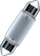 LAMPADA CONVENCIONAL 12V 41MM 10W TORPEDO