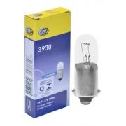 Lâmpada Convencional 24v T4w Miniatura 69 Universal Hella