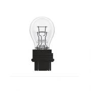 LAMPADA CONVENCIONAL LANTERNA COM BASE PLASTICA P27/7W 12V 2 POLOS
