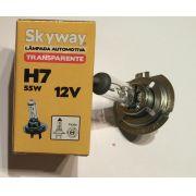Lampada Farol Convencional H7 Universal 12v 55w