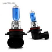 Lampada Farol Hb4 Super Branca 12v 55w Bulbo 9006