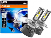 LAMPADA LED KIT LEDRIVING H4 6000K 25/25W