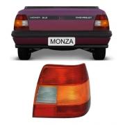 Lanterna Traseira Monza Tubarão Tricolor 1991 À 1996 Lado D