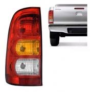 Lanterna Traseira Toyota Hilux 2005 À 2011 Lado Esquerdo