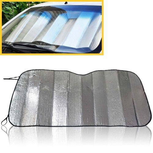 Protetor Solar Para-brisa Quebra Sol 125x60cm
