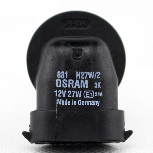 Lâmpada Osram Universal 12v H27/2 27w Mod. 881