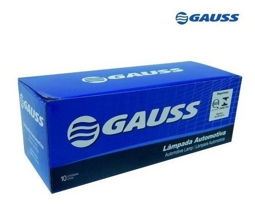 Lâmpada 1 Polo 12v 21w Gauss Gl1141 - Cx C/10 Unidades