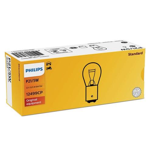 Lâmpada Philips Comum 2 Polo 12v Caixa 10 Unid.