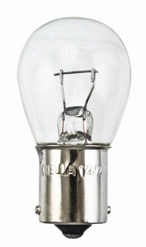 Kit 10 Lâmpadas Lanterna Hella 1141 1 Polo S25 12v 21w 7506