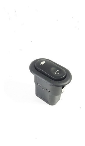 Botão Interruptor Vidro Eletrico Fiesta Ranger Simples