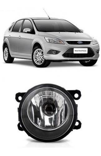 Farol De Milha Auxiliar Ford Ecosport / Focus / Fiesta / Ká