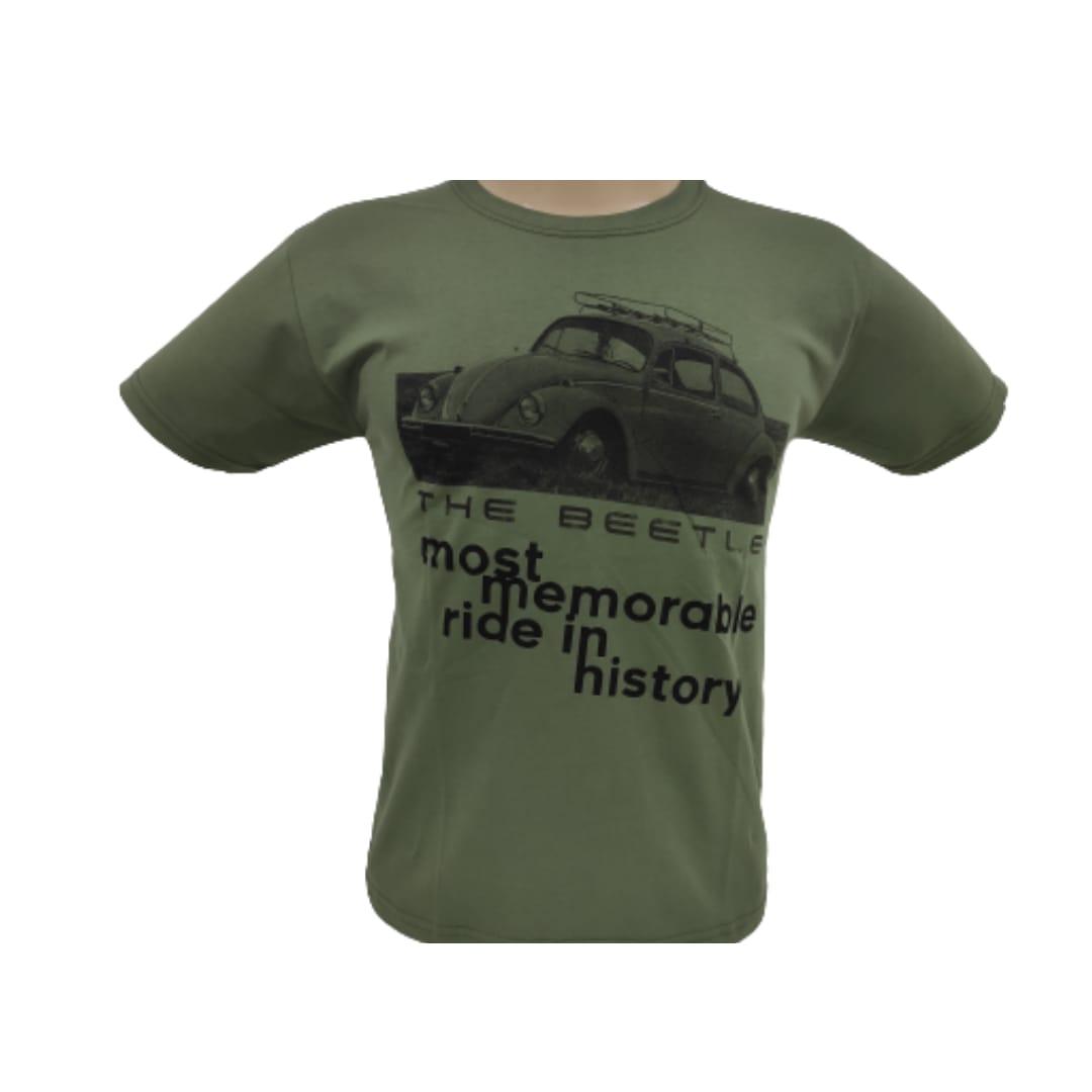 5 Camisetas Estampadas Masculinas 100% Algodão