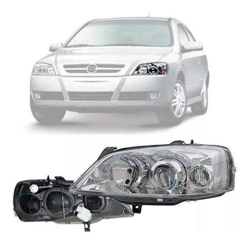 Par Do Farol Original Astra 2003 À 2011 Com Motor De Regular