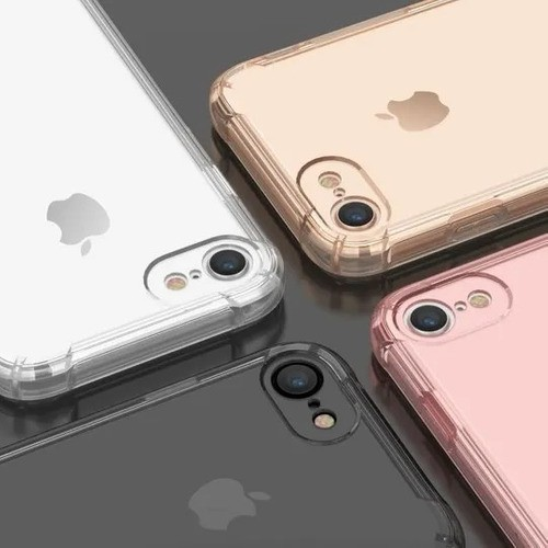 Capa Capinha Anti Shock Silicone iPhone 7/8plus, Xr, 11(6.1)