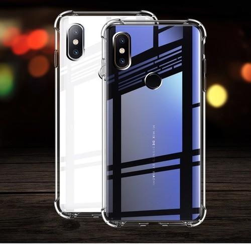 Capinha Silicone Ant Shock Xiaomi Mi 8