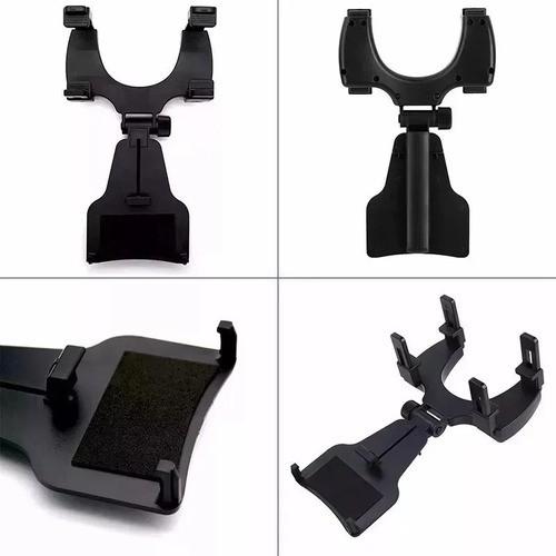 Suporte Veicular Para Celular No Retrovisor Carro Universal