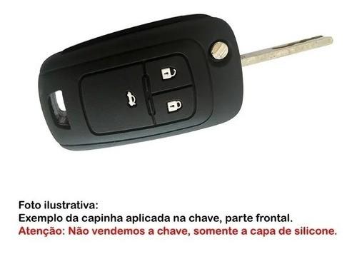 Capa Chave Canivete Gm Agile
