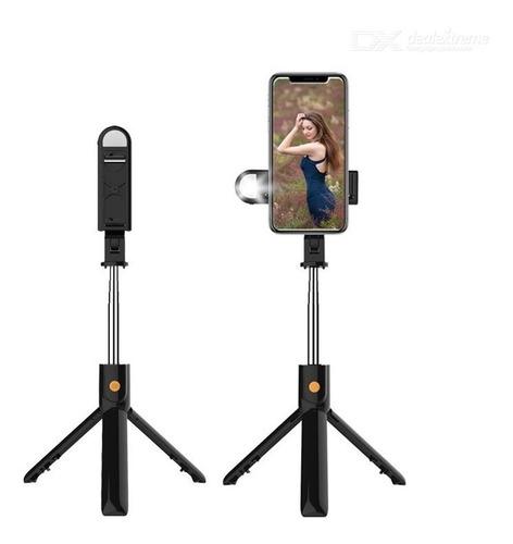 Bastão Selfie Tripé Bluetooth C/ Controle P/ Celular Go Pro