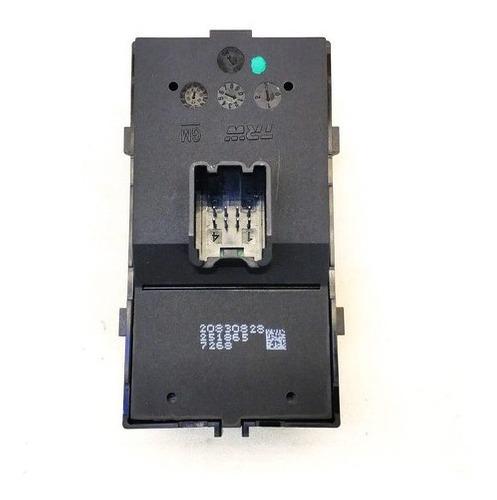 Botão Interruptor Comando Vidro Elétrico Gm Cruze Original