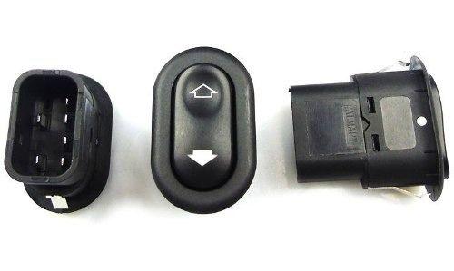 Botão Interruptor Vidro Elétrico Ford Escort / Mondeo