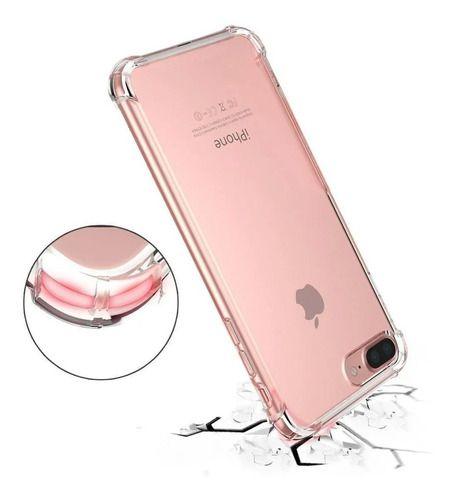 Capa Capinha Anti Shock Silicone iPhone 7/8plus
