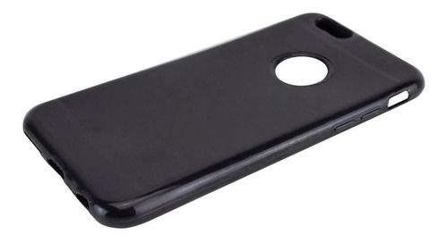 Capa Capinha Case  Tpu Escovada Carbono iPhone X