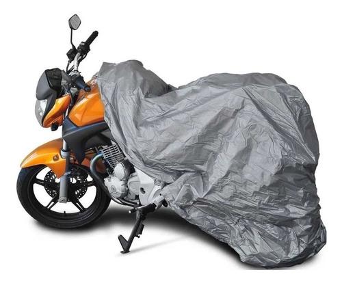 Capa Moto Térmica Protetora Sol Chuva Impermeável Tamanho M