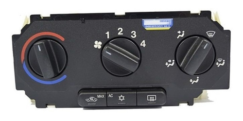 Controle Do Ar Condicionado Chevrolet Astra 1999-2005