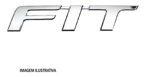 Emblema Letreiro Fit 2015 A 2020