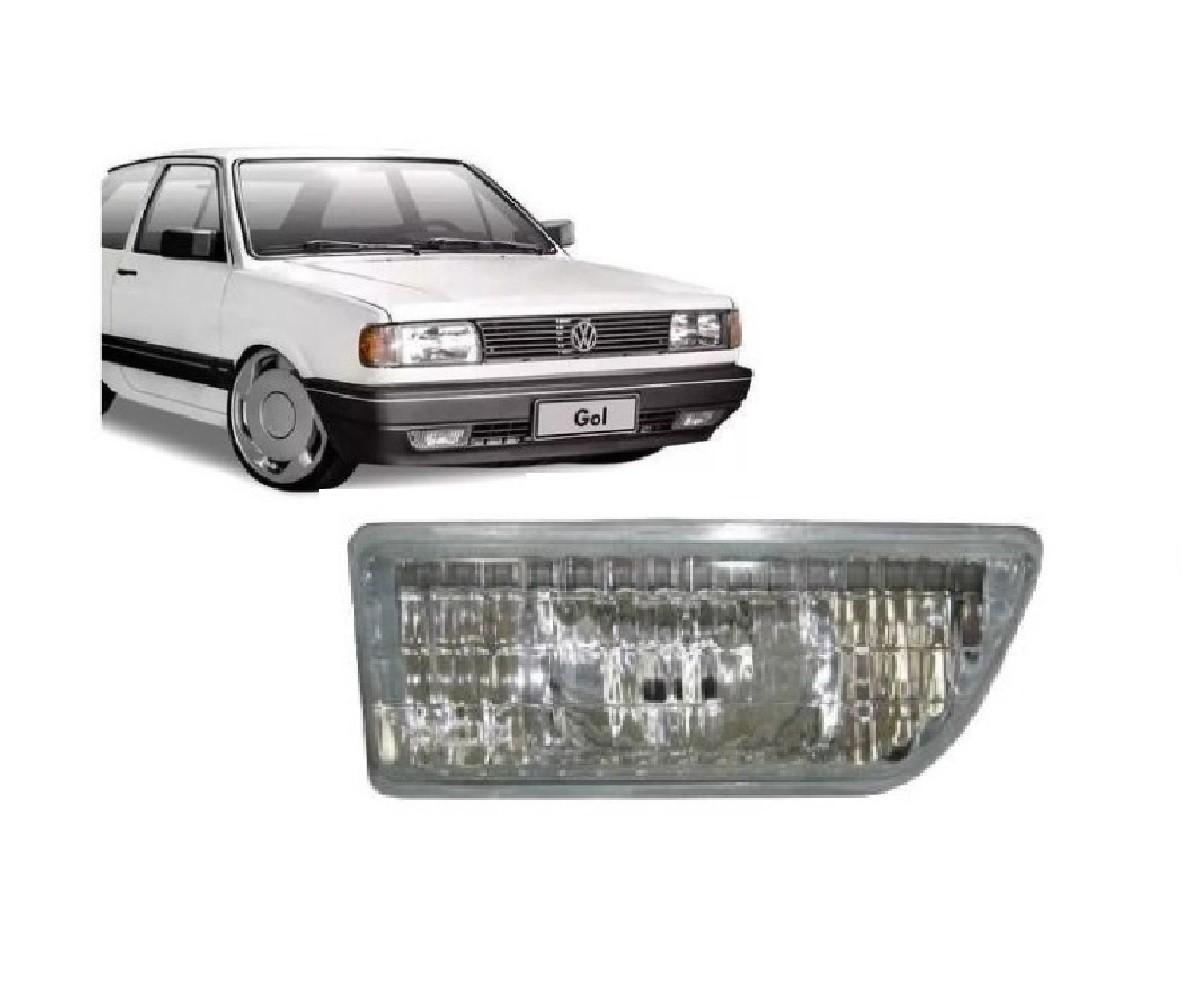 Farol Auxiliar Milha Gol/Voyage/Parati/Saveiro 1987 à 1996 Lado Esquerdo