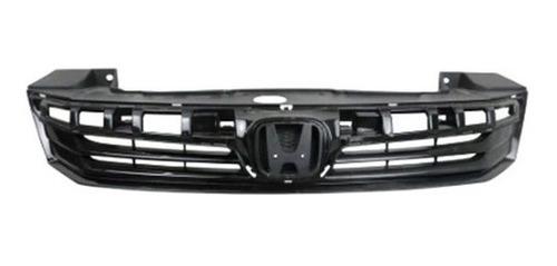 Grade Frontal Radiador Civic Lxr 12/14 Preta S/friso