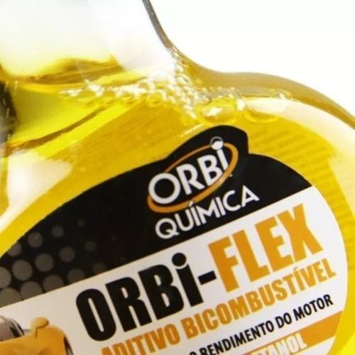 Kit 3 Aditivos Combustível Flex Diminui O Consumo Orbi