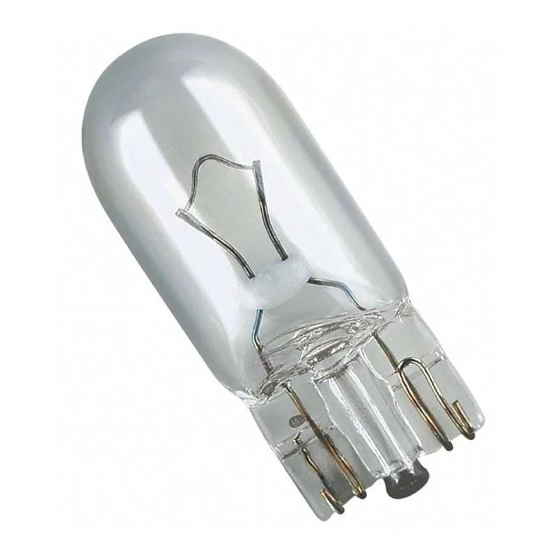 KIT LAMPADAS CONVENCIONAIS 12V LANTERNA FAROL T3.25 W2 T10