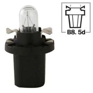 LAMPADA CONVENCIONAL 12V 1,2W MINIATURAT5 UNIVERSAL